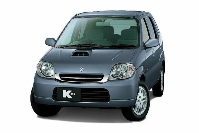 スズキ Kei 1998 (出典:favcars.com)