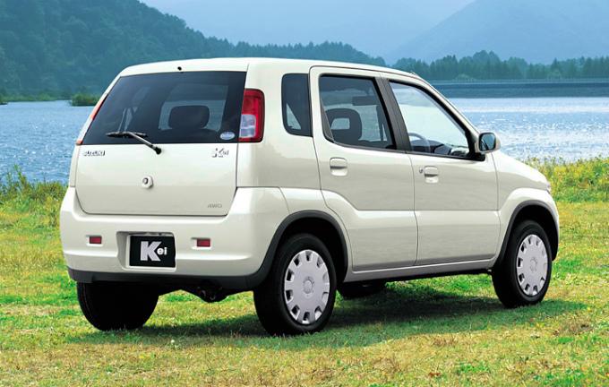 スズキ Kei 1998