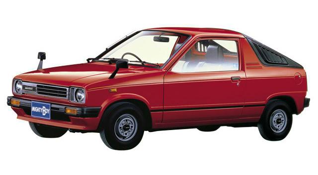 スズキ マイティボーイ 1983-'88 (出典:carsensor.net)