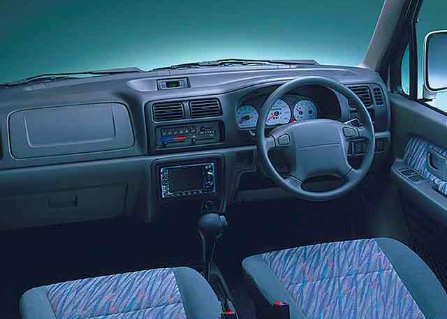 スズキ ワゴンR ワイド 1998