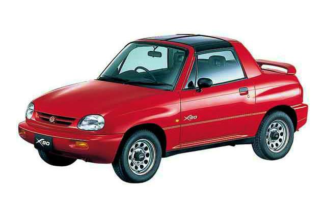 スズキ X90 1995