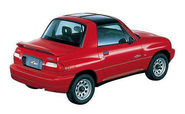 スズキ X90 (LB11S 1995-2007):...