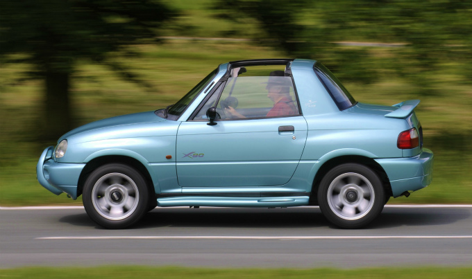スズキ X90 1996