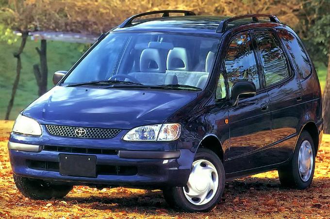トヨタ カローラ スパシオ 1997