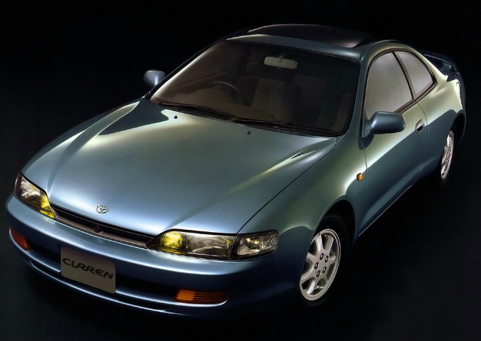 トヨタ カレン 1994
