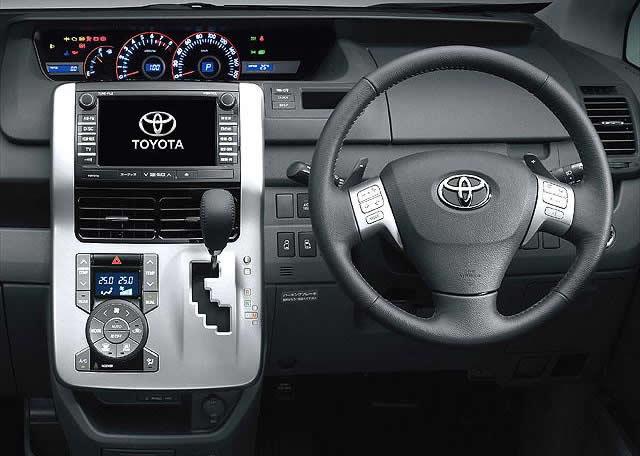 トヨタ ノア 2007