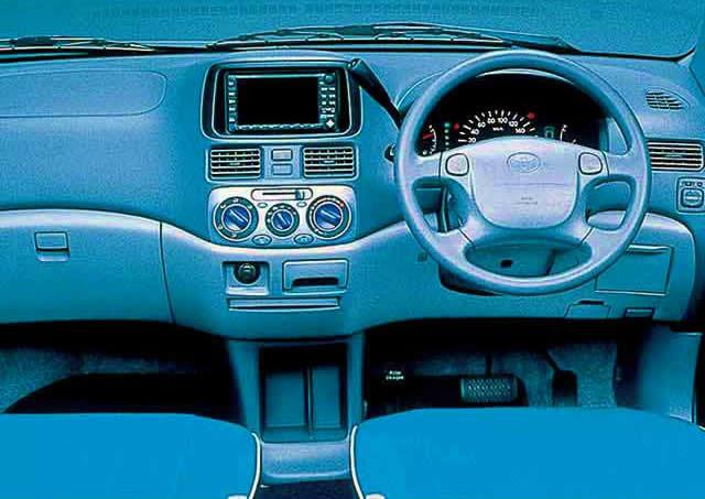 トヨタ ラウム 1997
