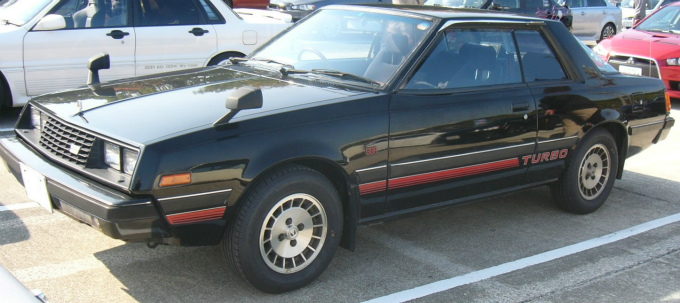 三菱 ギャラン ラムダ 2000GSR Turbo (出典:wikipedia.org)