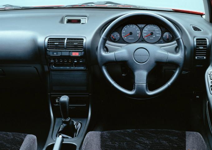 ホンダ インテグラ Si VTEC 1993
