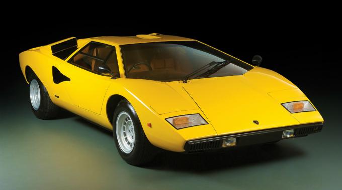 ランボルギーニ カウンタック LP400 1974-'78