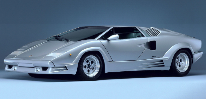 ランボルギーニ カウンタック25thアニバーサリー 1988-'90