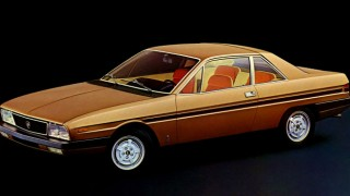 ランチア ガンマ ('76-'84):オリジナル設計が行われたフラヴィアの後継モデル