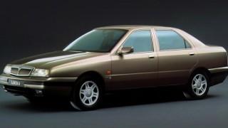 ランチア カッパ (2代目 '94-'00):ラグジュアリー路線に特化したテーマの後継モデル