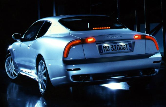 マセラティ 3200GT 1998