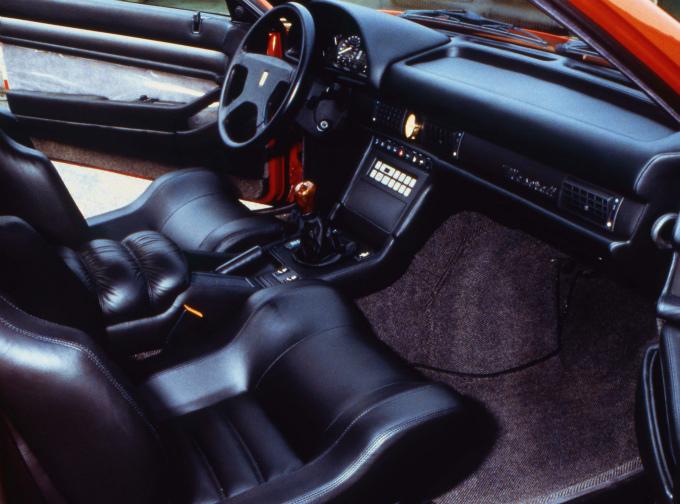マセラティ シャマル 1990