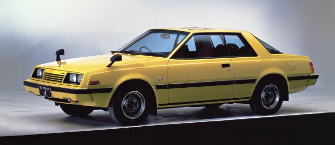 三菱 ギャラン ラムダ エテルナ 1980 (出典:favcars.com)
