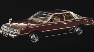 三菱 ギャランΛ (ラムダ 初代 A12/13 '76-'80):ギャランGTOの後を継いだスペシャリティカー