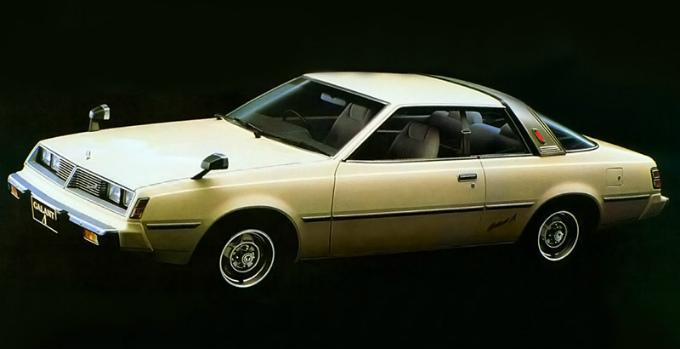 三菱 ギャラン ラムダ Super Touring 1977