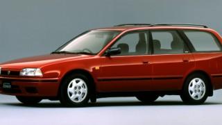 日産 アベニール (初代 '90-'99):プリメーラのワゴン/バン版として誕生 [W10/11]
