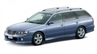 日産 アベニール (2代目 '98-'05):先代からプラットフォームを刷新しワゴン専用車に [W10/11]