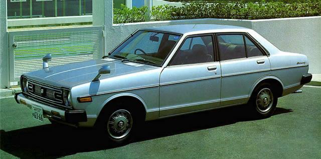 日産 サニー セダン 1979