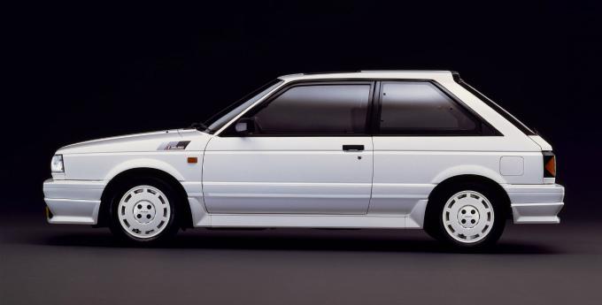 日産 サニー 305Re Nismo 1985