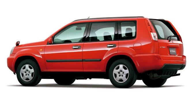 日産 エクストレイル 2000