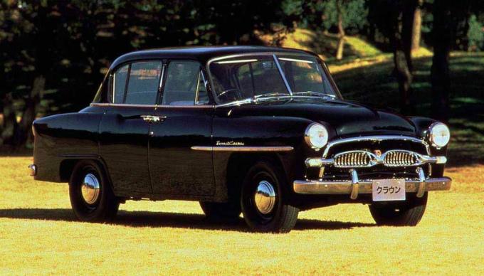 トヨペット クラウンRS 1955-61