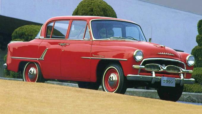 トヨペット クラウンRS-L 1958-62
