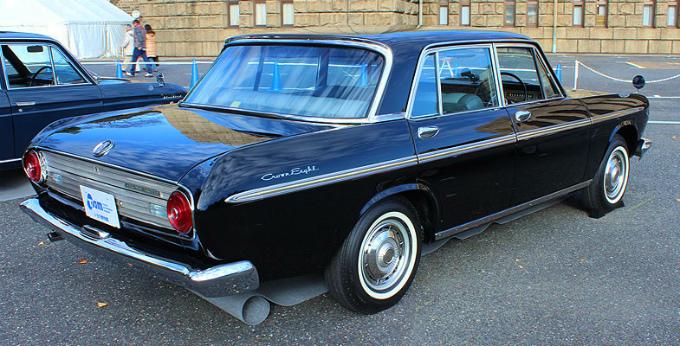 トヨペット クラウンエイト 1964-67 (出典:gazoo.com)