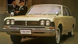 トヨペット クラウン (3代目 S5 '67-'71):2ドアハードトップを追加するなど個人ユーザーも重視