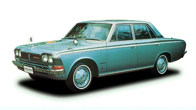 トヨペット クラウン 1967-71