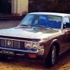 トヨタ クラウン (4代目 S6/7 '71-'74):スピンドルシェイプのクジラ・クラウン