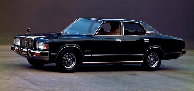 トヨタ クラウン ハードトップ 1974-79