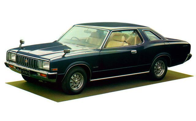 トヨタ クラウン 2Drハードトップ 1974-79