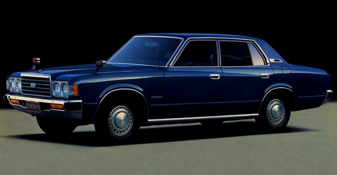 トヨタ クラウン セダン 1974-79