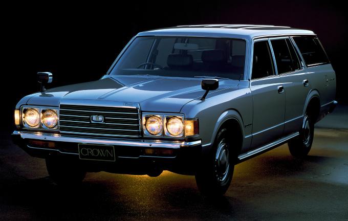 トヨタ クラウン ワゴン 1974-79