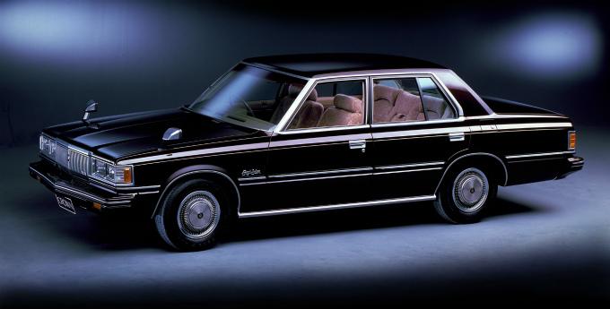 トヨタ クラウン ロイヤルサルーン 1979-83