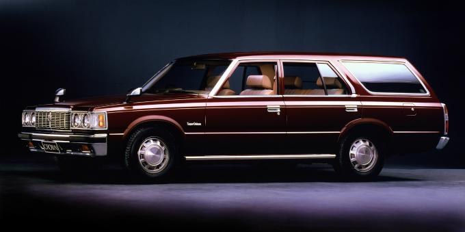 トヨタ クラウン スーパーデラックスバン 1979-83
