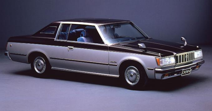 トヨタ クラウン スーパーサルーン 2DrHT 1979-83