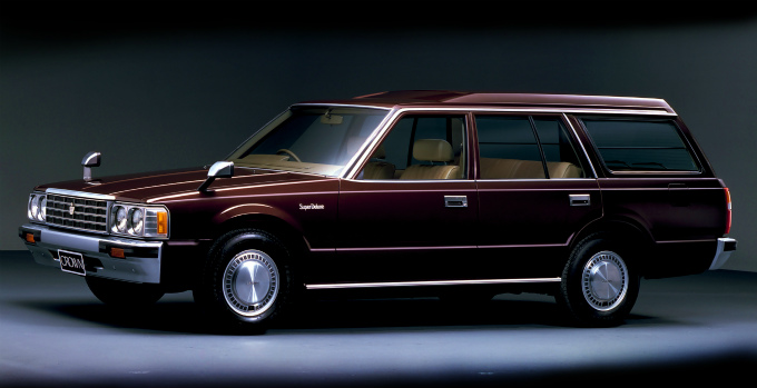 トヨタ クラウン ステーションワゴン 1983