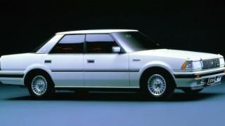トヨタ クラウン (7代目 S12 '83-'87):スタイリングを洗練し国産車初のMSC車を追加設定