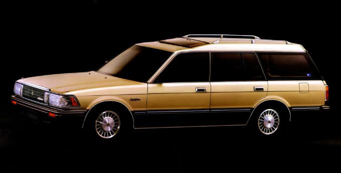 トヨタ クラウン ロイヤルサルーンワゴン 1987-91
