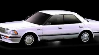 トヨタ クラウン (8代目 S13 '87-'99):エアサスペンション車やV8エンジン車を設定