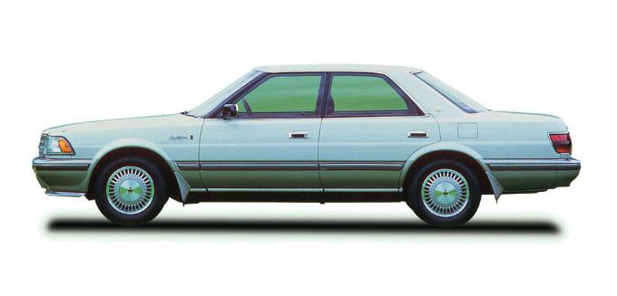 トヨタ クラウン ロイヤルサルーンHT 1987-91