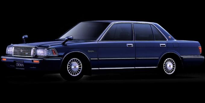 トヨタ クラウン ロイヤルサルーン 1987-91
