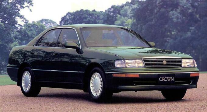 トヨタ クラウン 1991