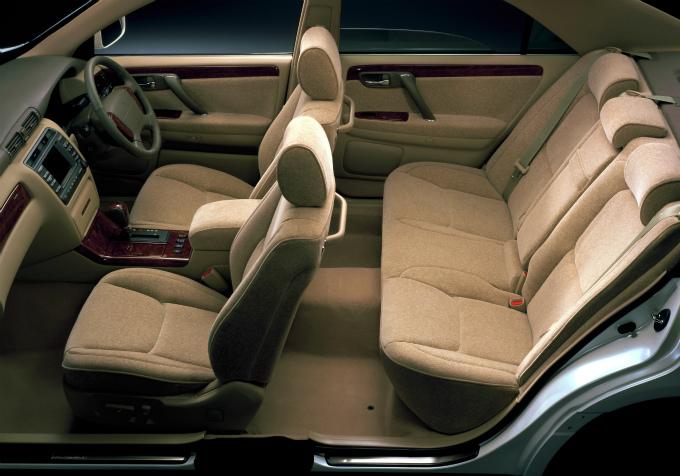トヨタ クラウン ロイヤルサルーン 1999-03