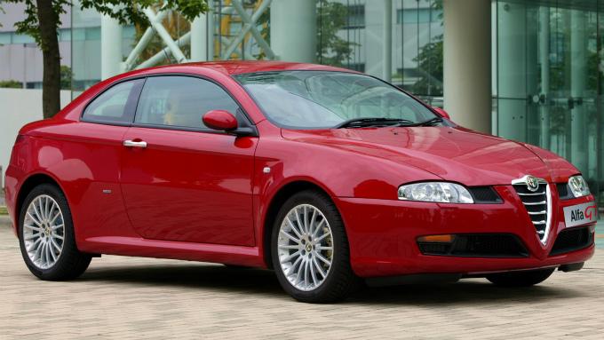 アルファロメオ GT 2004