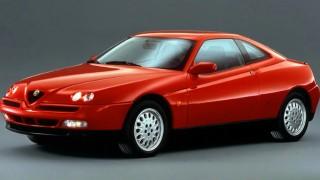 アルファロメオ GTV (2代目 '94-'06):ピニンファリーナ・デザインのFFスポーツクーペ